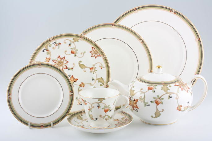 A Guide to Discontinued Wedgwood China
