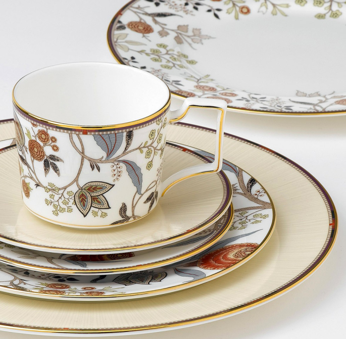 A Guide to Discontinued Wedgwood China_